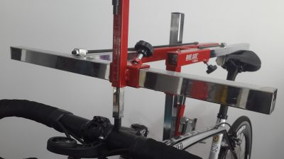 Bike Size measuring jig